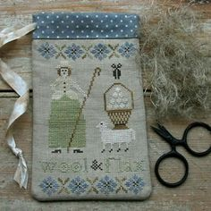 Pineberry Lane - Quaint Country Ladies: Wool & Flax