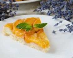 Tarte tatin légère aux nectarines…