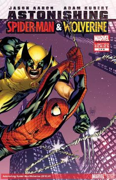 Astonishing Spider-Man & Wolverine (2010)