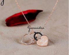 Personalized handmade jewelry by Alpdesignn Name Necklace, Arrow Necklace, Personalized Necklace, Etsy Seller, Handmade Jewelry, Unique, Handmade Jewellery, Jewellery Making, Diy Jewelry