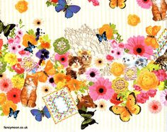 Kokka Candy Party Cutie World