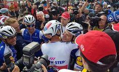 Štybar a Gilbert: kamarádi z pokoje a rivalové na silnicích Tour de France