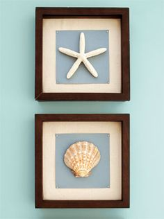 Shell Crafts - Projects You Make from Shells - Quick & Simple