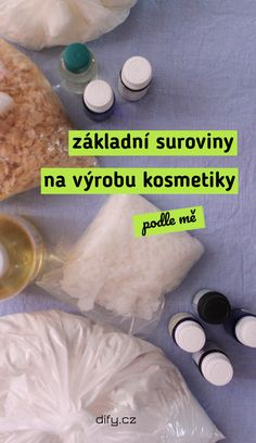 Seznam základních surovin na výrobu přírodní domácí kosmetiky Projects To Try, Victoria, Homemade, Blog, How To Make, Masky, Beauty, Makeup, Fitness