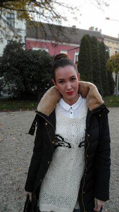 Szakadt farmer a megfelelő ruhadarabokkal… Akár télen is! – Outfit Adrienntől #fashionfave #jeans #outfit #favestyle
