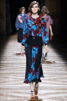Dries Van Noten AW 2014/15