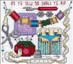 Cyberstitchers Cross-Stitch Picture Gallery
