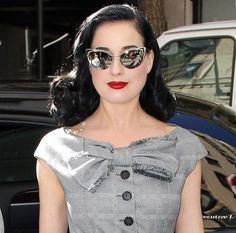 The One Thing Dita Von Teese Says You Must Do Before a Date Is...