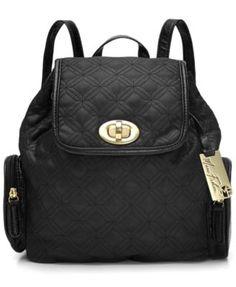 Tignanello Multi Leather Backpack Handbags   Accessories - Macy s 3bec3995e5a62