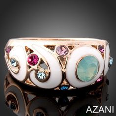 Azani Ring Treasures of the East