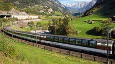 Wilhelm Tell Express - Zwitserland Toerisme