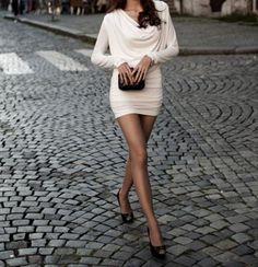 i wonder if i could pull this dress off    #dresstoimpress
