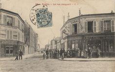 PANTIN -  rue jacquart