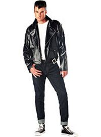 Details about MENS/BOYS GREASE T-BIRD 50S ROCK N ROLL SMIFFYS FANCY DRESS COSTUMES/JACKETS ...