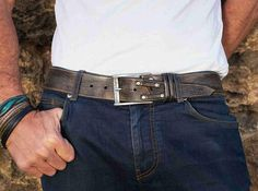 Brown Belt, Leather Gift for Him, Distressed Leather, Leather Belt, Unisex Belt, Craft Belt Leather work is one of the oldest professions of mankind. It is a skill passed on through generations, dating back to ancient times. It has developed throughout the years maintaining those features of