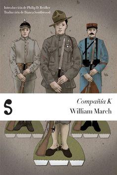 COMPAÑÍA K / Company K (William March, 1933)