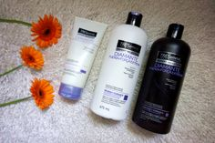 Îngrijirea părului cu produsele Tresemme Diamante