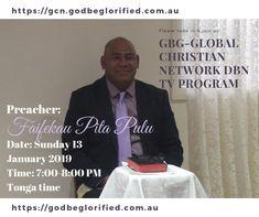 GBGGCN DBN-TV Sunday 13 January 2019 – Faifekau Pita Pulu – FB Ad Sunday, Ads, Facebook, Domingo