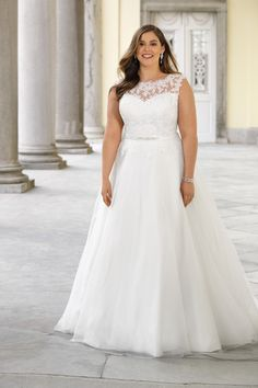 Looking for a plus size wedding dress? Ladybird Plussize collection offers sexy and elegant plus size wedding dresses in various designs and colours Plus Size Wedding Gowns, Evening Dresses For Weddings, Wedding Dresses For Girls, Elegant Wedding Dress, Wedding Dress Styles, Bridal Dresses, Elegant Dresses, Lace Wedding, Wedding Cake