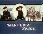 When the Boat Comes In. 1976 TV Series.