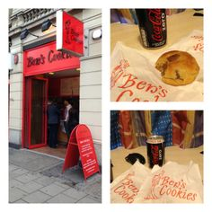 Ben's Cookies Oxford St
