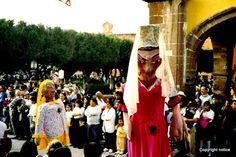 Parade for the Fiesta de San Miguel