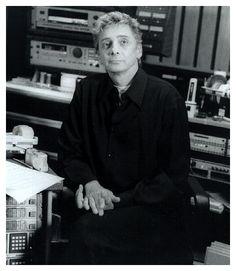Barry Manilow. Sinatra recording sessions. 1990s.