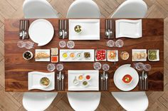 Plan the perfect party with tablescape and table decor ideas from Villeroy & Boch. Wedding Gift Registry, Party Buffet, Table Set Up, Food Displays, Villeroy, Decoration Table, Cup And Saucer, Kitchen Decor, Dining Decor