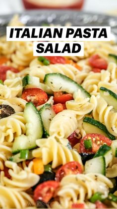 Grilled Asparagus Recipes, Baked Asparagus, Pasta Salad Italian, Feta Pasta, Italian Salad Recipes, Vegetarian Recipes, Healthy Recipes, Alfredo Sauce, Pasta Alfredo