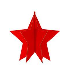 STELLA BASIC L A003406  #cardboard #christmas #star