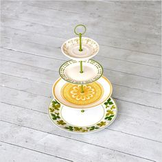 Easter Table Verdant Very Big Tiered Cake par freshpastrystand, $149.00