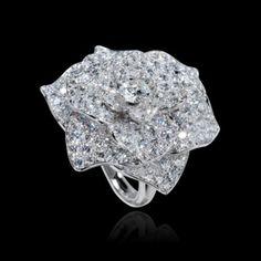 White gold Diamond Ring G34U6800 - Piaget Luxury Jewelry Online