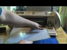 How to cut fabric with your Cricut machine. SUPER EASY TO DO!! VideoTutorial  Go To:  www.cricuthelp.com  for your FREE Cricut Settings Cheat Sheet Guide!!!!!