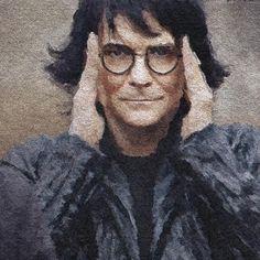 Renato con gli occhiali