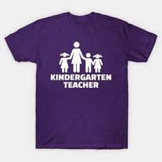 Kindergarten Teacher Love T-Shirt – Ronole Kindergarten Teacher Shirts, Love T Shirt, Mens Tops