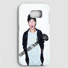 Calum Hood 5Sos Cover Samsung Galaxy Note 8 Case