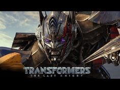 Transformers: The Last Knight (June 2017) | International Trailer - Starring Mark Wahlberg, Sir Anthony Hopkins and Laura Haddock. - Humans are at war with the Transformers, and Optimus Prime is gone. The key to saving the future lies buried in the secrets of the past and the hidden history of Transformers on Earth. | Paramount Pictures International