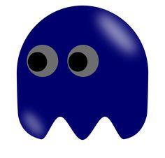 Pac Man Ghost Cartoon Video Game transparent image