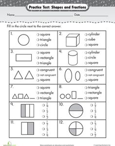 shapes on pinterest 3d shapes fractions and first grade. Black Bedroom Furniture Sets. Home Design Ideas