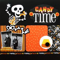 Halloween - candy time