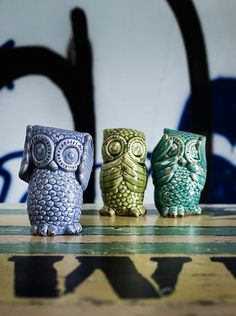 cute owls - from Nordal