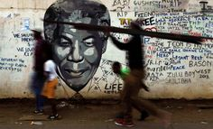 In South Africa, continuing racism leads blacks to doubt Mandela's vision REPORTING FROM JOHANNESBURG, South AFRICA - Early one weekend morning, just after the nightclubs had closed, three young white men ambled into the harsh fluorescent light of a South African takeout food franchise. They whistled at the staffers, all of them black, tugged their clothing and pulled their caps askew. When customers Sikhulekile Duma and two fellow black students told them to stop, they said people who…
