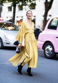 Amarillo: El Color Que Estaremos Usando Próximamente | Cut & Paste – Blog de Moda