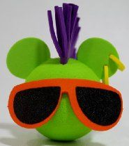 "Disney Mickey Ears ""Mom"" Mohawk Antenna Topper - Disney Parks Exclusive & Limited Availability"