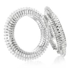 A Pair of Diamond Bangles, by Viren Bhagat