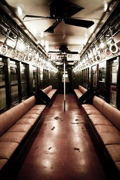 New York City Subway in Through the Years 1  by rebeccaplotnick, $30.00