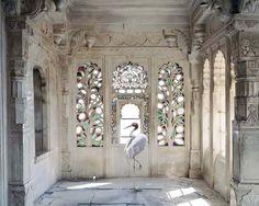 A Place like Amaravati, Udaipur City Palace, Udaipur, Karen Knorr.
