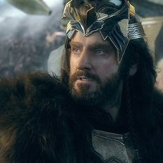He's hotter than the eye of Sauron #thorinoakenshield