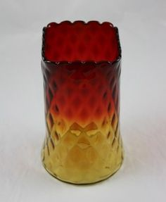 Mt. Washington Glass Company,Celery Vase