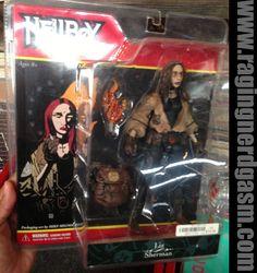 Mezco Toys Present Hellboy Figures - Liz Sherman https://www.flickr.com/photos/ragingnerdgasm/sets/72157633403344347/